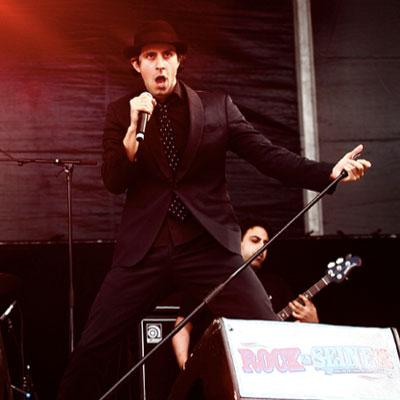 MAXÏMO PARK LIVE ROCK EN SEINE 2012
