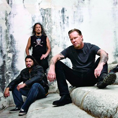 GROUPE METALLICA