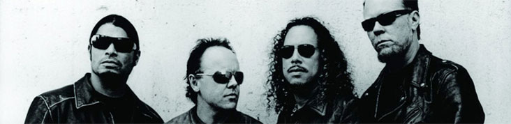 METALLICA PROMET UN NOUVEL ALBUM PLUS HEAVY QUE LE BLACK ALBUM