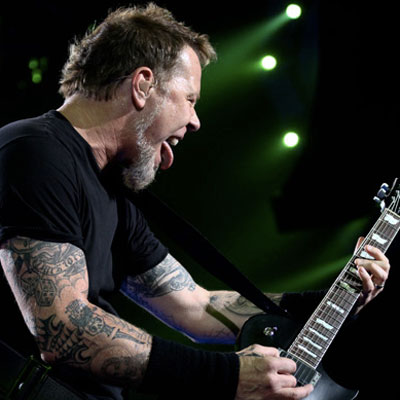 METALLICA LIVE BERCY 2009