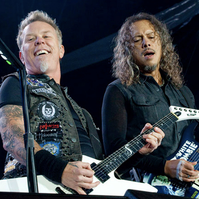 METALLICA LIVE STADE DE FRANCE 2012