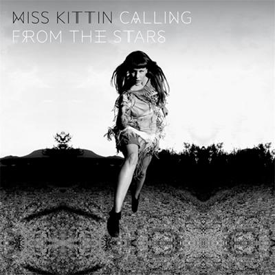 MISS KITTIN POCHETTE NOUVEL ALBUM CALLING FROM THE STARS