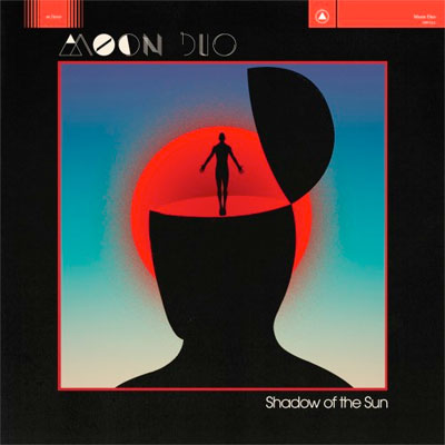 MOON DUO POCHETTE NOUVEL ALBUM SHADOW OF THE SUN