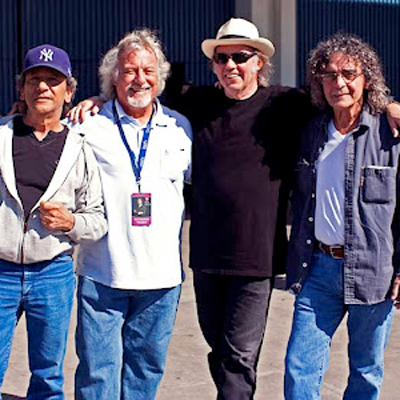 GROUPE NEIL YOUNG & CRAZY HORSE