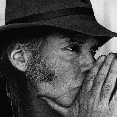 PORTRAIT NEIL YOUNG