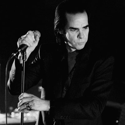 NICK CAVE AND THE BAD SEEDS LIVE TRIANON 2013