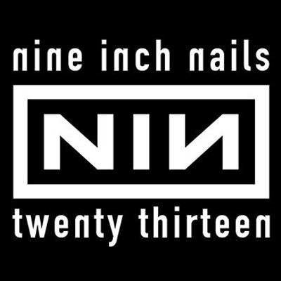 LOGO NINE INCH NAILS 2013