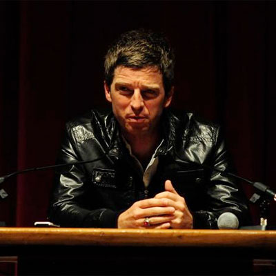 PORTRAIT NOEL GALLAGHER