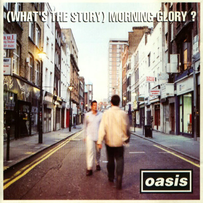 OASIS POCHETTE (WHAT'S THE STORY) MORNING GLORY?