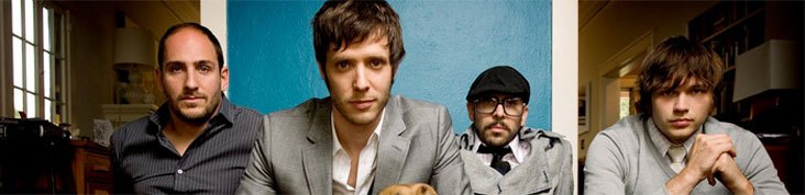 OK GO, ROI DE LA VIDEO BUZZ AVEC WHITE KNUCKELS