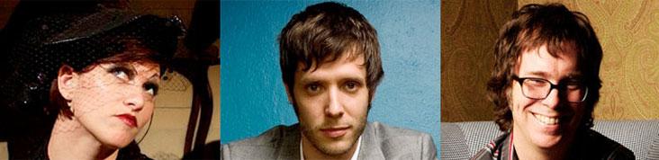 DAMIAN KULASH (OK GO), AMANDA PALMER ET BEN FOLDS VONT ENREGISTRER UN ALBUM EN HUIT HEURES
