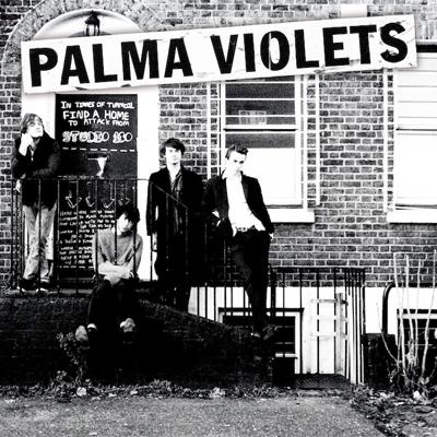 PALMA VIOLETS POCHETTE PREMIER ALBUM 180