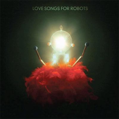 PATRICK WATSON POCHETTE NOUVEL ALBUM LOVE SONGS FOR ROBOTS