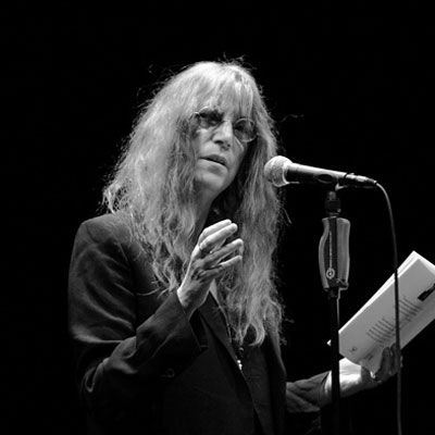 PATTI SMITH LIVE CITE DE LA MUSIQUE 2011