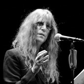 PATTI SMITH LIVE REPORT