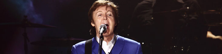 PAUL MCCARTNEY @ BERCY 2011