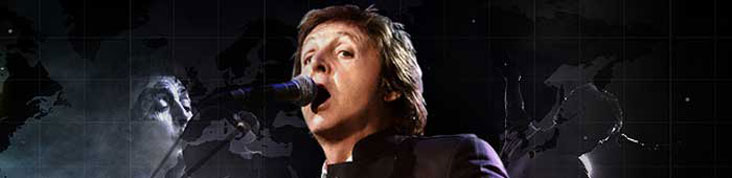 PAUL MCCARTNEY DE RETOUR AVEC L'ALBUM KISSES ON THE BOTTOM