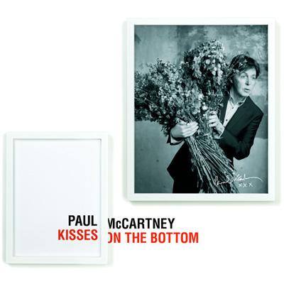 PAUL MCCARTNEY POCHETTE KISSES ON THE BOTTOM