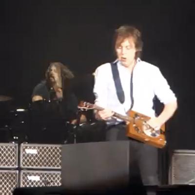 PAUL MCCARTNEY LIVE SEATTLE 2013