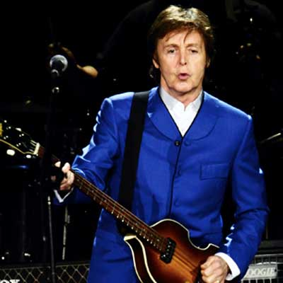 PAUL MCCARTNEY LIVE BERCY 2011