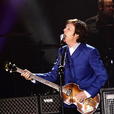 PAUL MCCARTNEY LIVE BERCY 2011