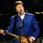 PAUL MCCARTNEY NEWS
