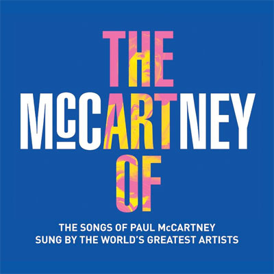 POCHETTE ALBUM HOMMAGE THE ART OF MCCARTNEY