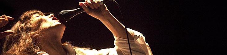 PHOEBE KILLDEER & THE SHORT STRAWS @ LE DIVAN DU MONDE 2011