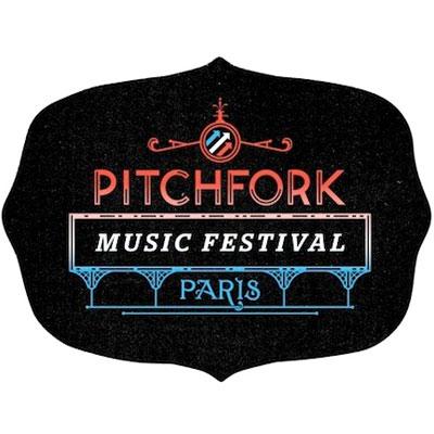 LOGO PITCHFORK MUSIC FESTIVAL PARIS