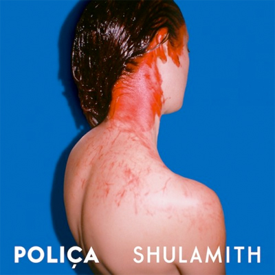 POLIÇA POCHETTE NOUVEL ALBUM SHULAMITH