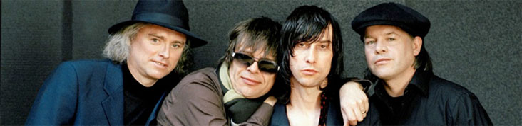 PRIMAL SCREAM : NOUVEL ALBUM MORE LIGHT EN MAI, COLLABORATION AVEC ROBERT PLANT (LED ZEPPELIN)