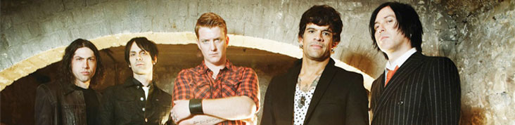 QUEENS OF THE STONE AGE REEDITE SON ALBUM RATED R CET ETE