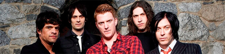 QUEENS OF THE STONE AGE DE RETOUR SUR SCÈNE EN FRANCE AU PRINTEMPS