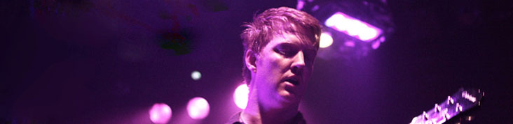 QUEENS OF THE STONE AGE @ LE ZÉNITH 2008