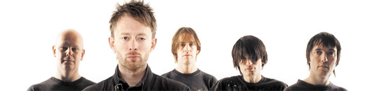 RADIOHEAD : NOUVEL ALBUM THE KING OF LIMBS DISPONIBLE VIA INTERNET LE 19 FEVRIER