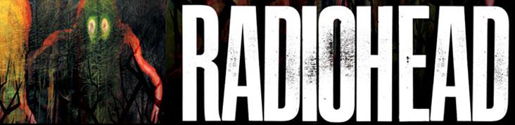 RADIOHEAD : CONCERTS À PARIS ET À STRASBOURG EN OCTOBRE 2012