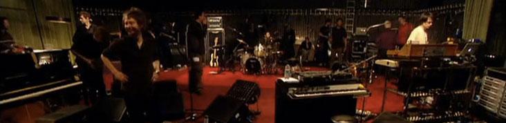 RADIOHEAD JOUERA L'INTEGRALITE DE SON ALBUM THE KING OF LIMBS EN LIVE SUR LA BBC