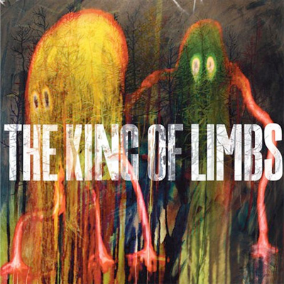 RADIOHEAD POCHETTE THE KING OF LIMBS