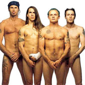 RED HOT CHILI PEPPERS BIOGRAPHIE