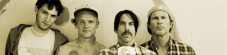 RED HOT CHILI PEPPERS : LES DEUX BERCY SONT COMPLETS (OU PRESQUE)
