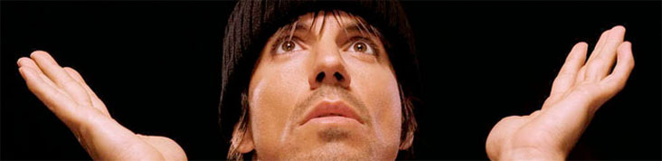 BACK IN TIME : LE JOUR OU ANTHONY KIEDIS (RED HOT CHILI PEPPERS) EST VENU AU MONDE