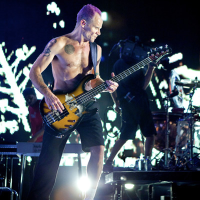 RED HOT CHILI PEPPERS LIVE BERCY 2011
