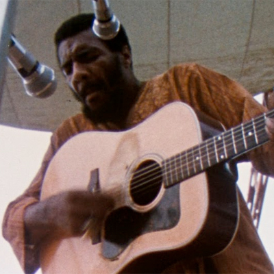 RICHIE HAVENS LIVE WOODSTOCK 1969