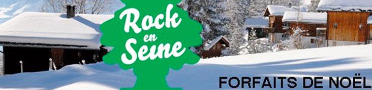 ROCK EN SEINE LANCE SON FORFAIT DE NOËL A 99€ POUR L'EDITION 2013