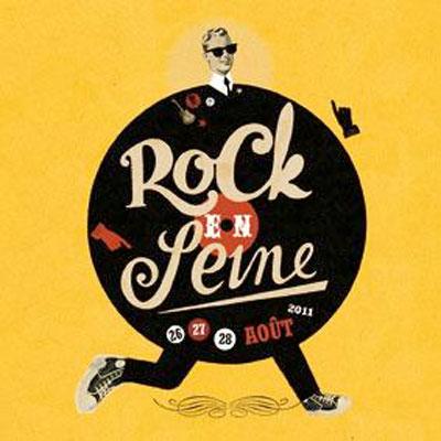 ROCK EN SEINE 2011 LOGO