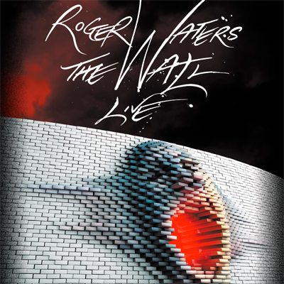 ROGER WATERS AFFICHE THE WALL LIVE