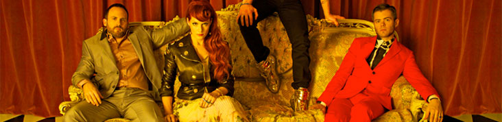 SCISSOR SISTERS : NOUVEL ALBUM MAGIC HOUR EN MAI, VIDEO D'ONLY THE HORSES A VISIONNER