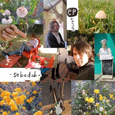 SEBADOH POCHETTE SECRET EP