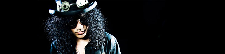 SLASH SORTIRA SON NOUVEL ALBUM EN MAI 2012