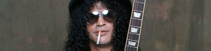 SLASH : NOUVEAU SINGLE YOU'RE A LIE EN ÉCOUTE